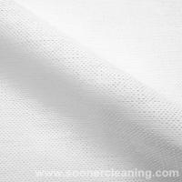Pulp Polyester Apertured Spunlace Fabric