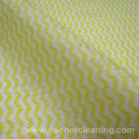 Woodpulp Polyester Fabric