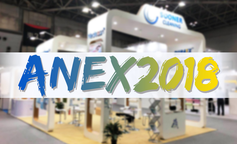 Success Ending For ANEX2018-Asia Nonwovens Exhibition